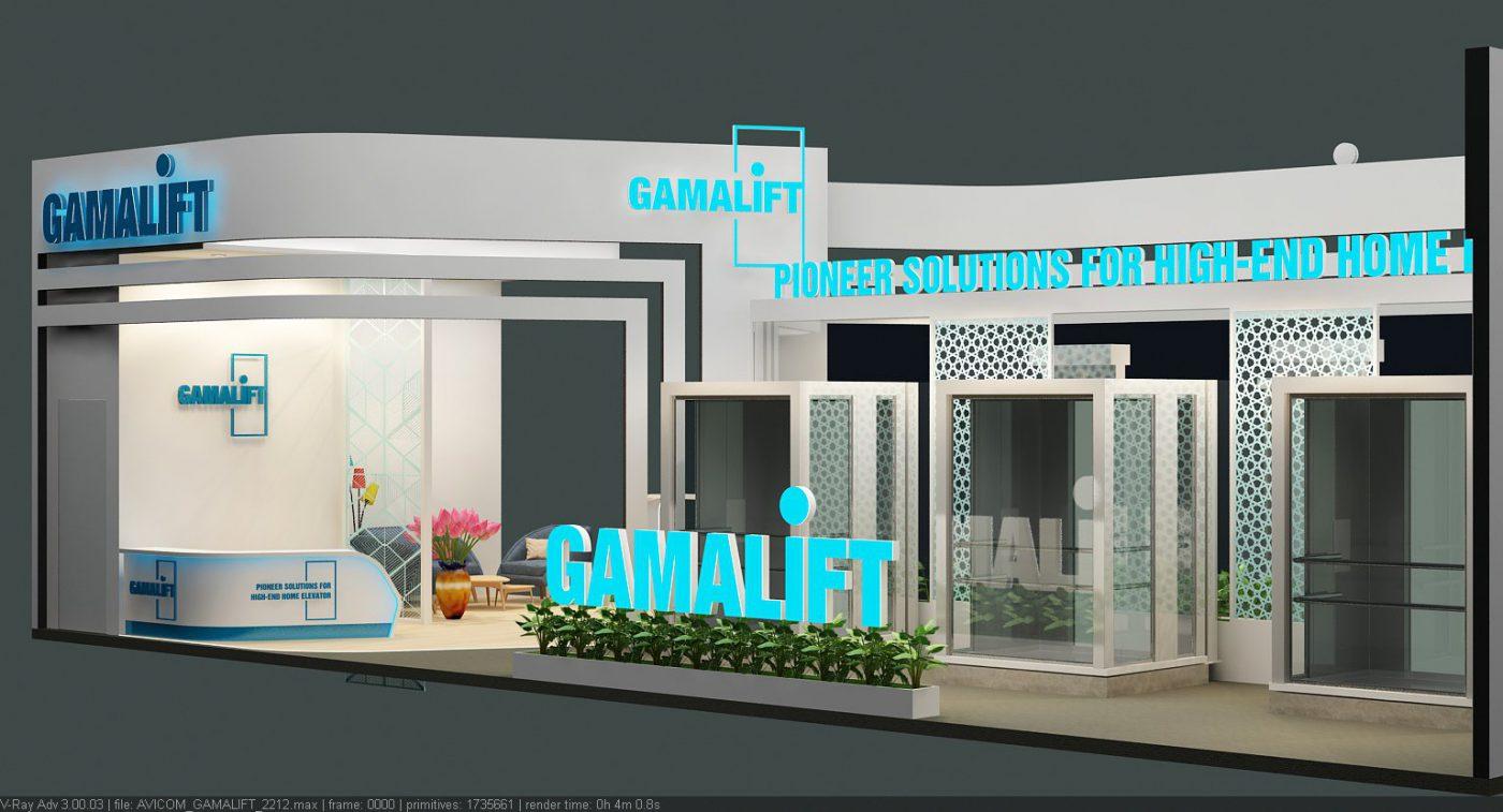 Thiết kế dự án Gama – Lift