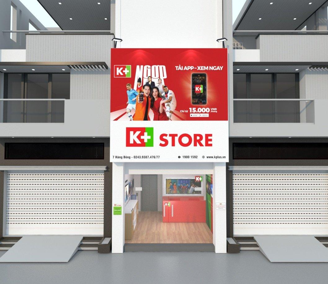 Thiết kế thi công dự án K+